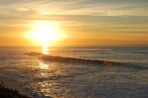 La Jolla Almost Sunset