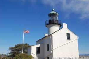 Point Loma Lighthouse Flag