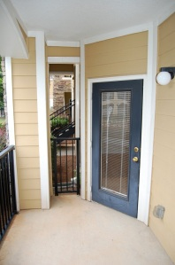 2107 Porch Door