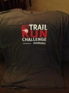 Trail Run Challenge