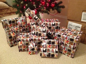 Wrapping Paper 2013