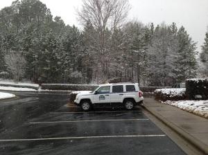 Work Snow