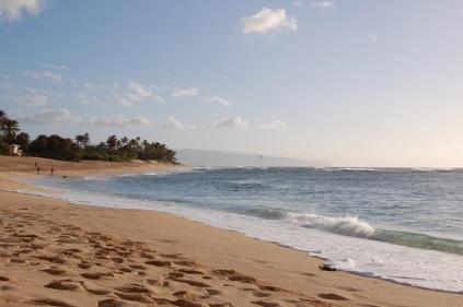 HI 01 - Sunset Beach Left