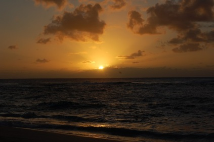 HI 01 - Sunset Beach Sunset 1