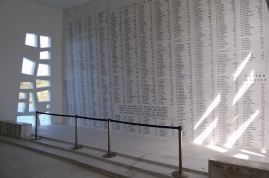 The list of all soldiers lost on the USS Arizona