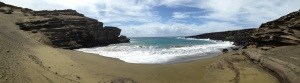 Green Sands Panorama